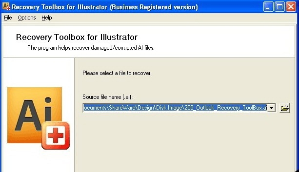 Recovery Toolbox for Illustratorv2.1.3