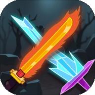 冒险骑士元素英雄游戏
