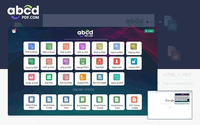 ABCD PDF工具(浏览器插件)v3.0.3免费版