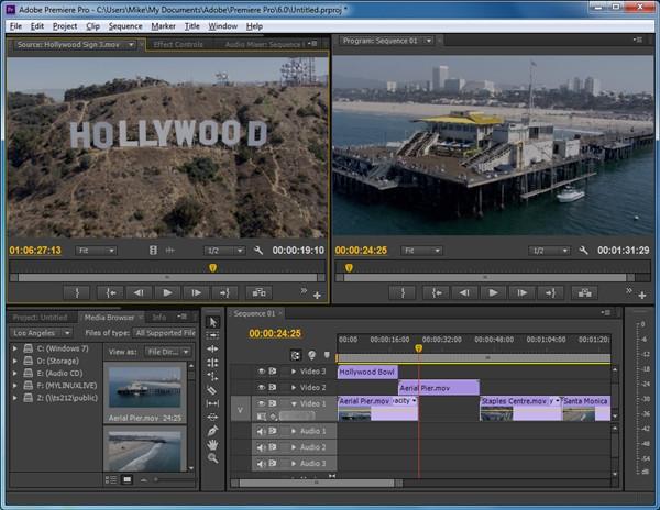 Adobe Premiere CS6绿色精简版